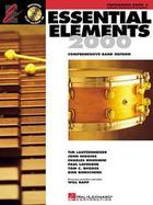 Essential Elements 2000 Comprehensive Band Method Book 2 cover