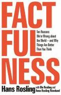 Factfulness : The Ten Reasons We're Wrong about the World cover