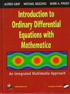 Introduction to Ordinary Differential Equations with Mathematica: An Integrated Multimedia Approach cover