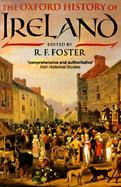 The Oxford History of Ireland cover