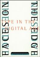 Faces on the Edge: Type in the Digital Age cover