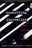 Committing Journalism The Prison Writings of Red Hog cover