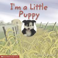 I'm a Little Puppy A Finger-Puppet Pal cover