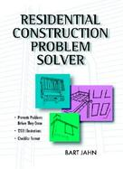 Residential Construction Problem Solver cover