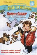 Adam Sharp, the Spy Who Barked cover