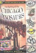 The Mystery of the Chicago Dinosaurs cover