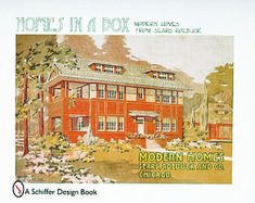 Homes in a Box: Modern Homes from Sears Roebuck cover