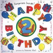 Happy Birthday 2-Year Old cover