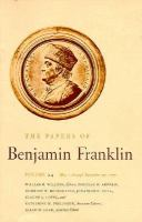 The Papers of Benjamin Franklin May 1 Through September 30, 1777 (volume24) cover