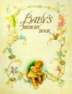 Baby's Memory Book cover