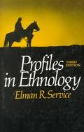 Profiles in Ethnology cover