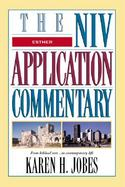 Esther The Niv Application Commentary from Biblical Text...to Comtemporary Life cover