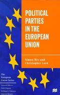 Political Parties in the European Union cover