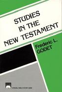 Studies in the New Testament cover