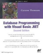 Database Programming With Visual Basic .Net cover