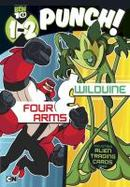 1-2 Punch: Four Arms and Wildvine cover