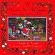 A Visit from St. Nicholas and Santa Mouse, Too cover