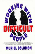 Working With Difficult People cover