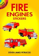 Fire Engines Stickers cover