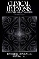 Clinical Hypnosis Principles and Applications cover