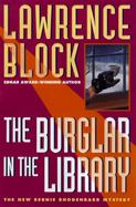 The Burglar in the Library cover