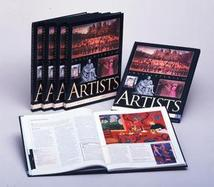 Encyclopedia of Artists cover
