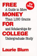 Free Money for College cover