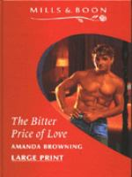 The Bitter Price of Love cover