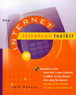 The Internet Telephone Toolkit, with CD-ROM cover