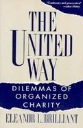 The United Way Dilemmas of Organized Charity cover