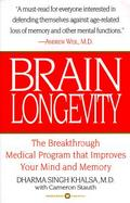 Brain Longevity The Breakthrough Medical Program That Improves Your Mind and Memory cover
