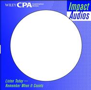 Wiley CPA Examination Review Impact Audios: Listen Today; Remember When it Counts, Auditing, cover