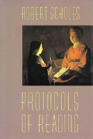 Protocols of Reading cover