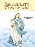 Immaculate Conception cover