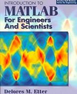 Introduction to Matlab for Engineers and Scientists cover