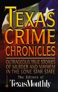 Texas Crime Chronicles cover