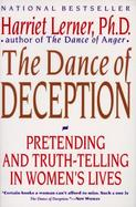 The Dance of Deception A Guide to Authenticity & Truth-Telling in Women's Relationships cover
