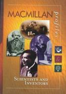 MacMillan Profiles: Scientists & Inventors (1 Vol.) cover