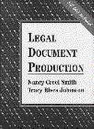 Legal Document Production cover
