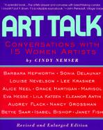 Art Talk Conversations With 15 Women Artists cover