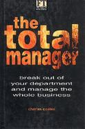 The Total Manager cover