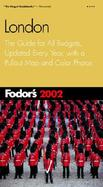Fodor's London: Completely Updated Every Year, Color Photos and Pull-Out Map, Smart Travel Tips from A to Z cover