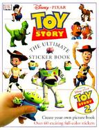 Toy Story: The Ultimate Sticker Book cover