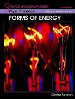 Physical Science: Forms of Energy cover