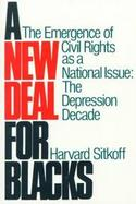A New Deal for Blacks cover