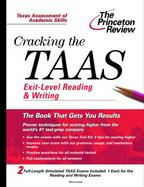 Princeton Review Cracking the TAAS: Exit-Level Reading and Writing cover