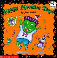 Happy Monster Day! cover