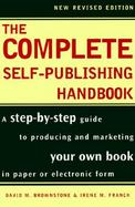 The Complete Self-Publishing Handbook cover
