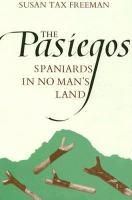The Pasiegos: Spaniards in No Man's Land cover