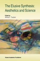 The Elusive Synthesis: Aesthetics and Science cover